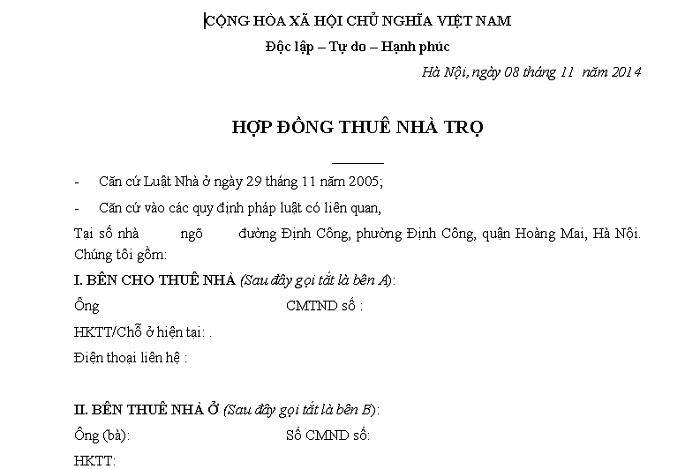 hop-dong-cho-thue-tro